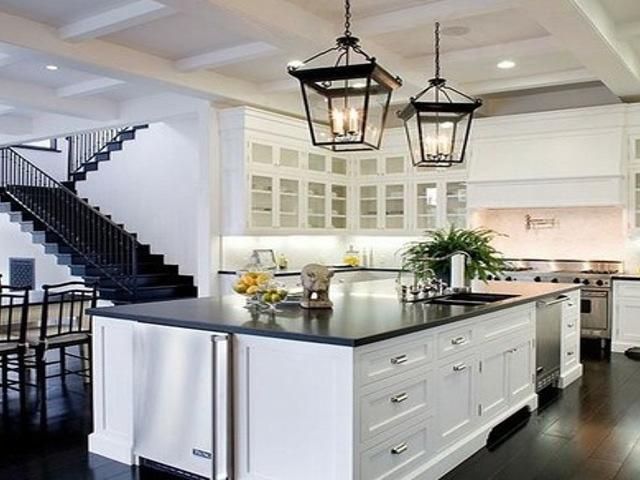 Granite vs quartz kitchen countertops 78 degrees for Quartz vs granite countertops for kitchens